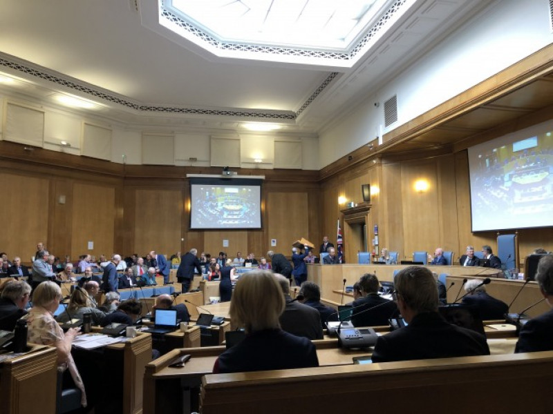 Budget agreed with £344m to be spent on services
