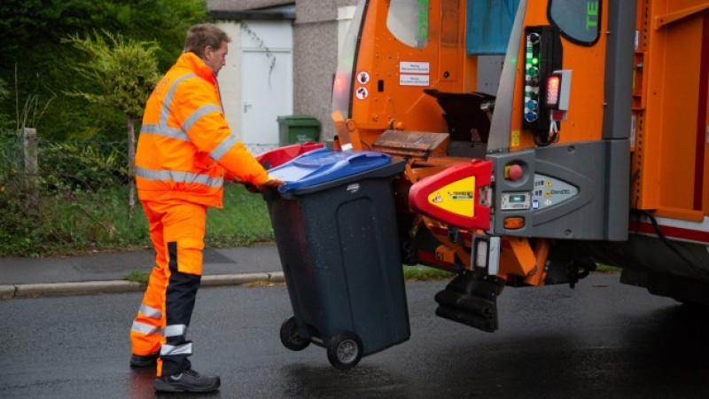 Changes to kerbside recycling collection service from 9 March