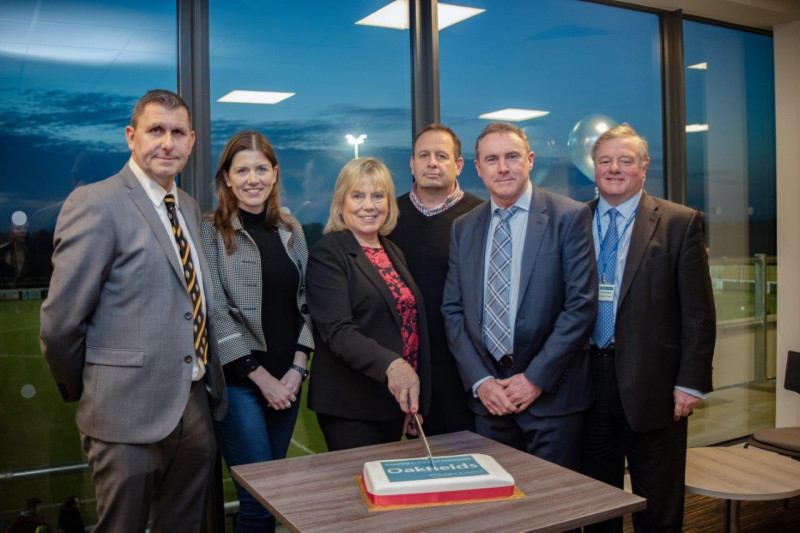 Conservative Council opens State-of-the-art grassroots sports hub in Melksham, Wiltshire