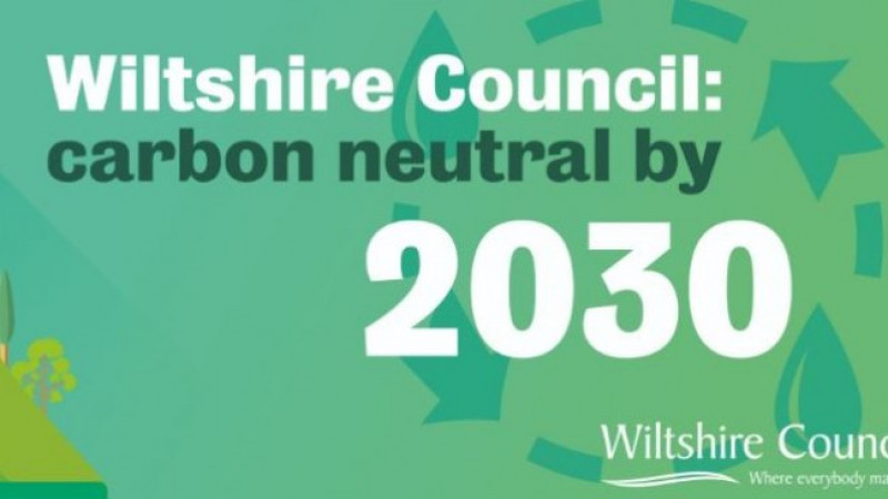 Conservative led Wiltshire Council is on a emission to tackle carbon