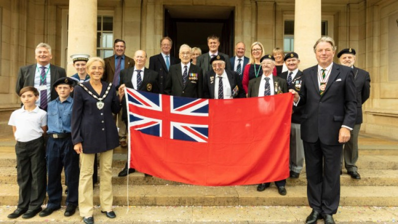 Conservative-led Wiltshire Council pays tribute to Merchant Navy