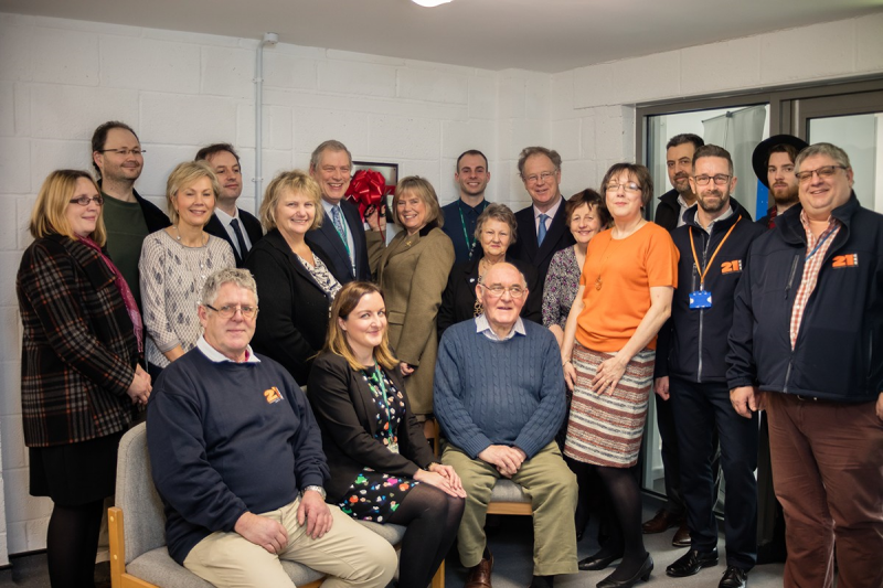 Conservative Wiltshire Council delivers new Malmesbury community centre