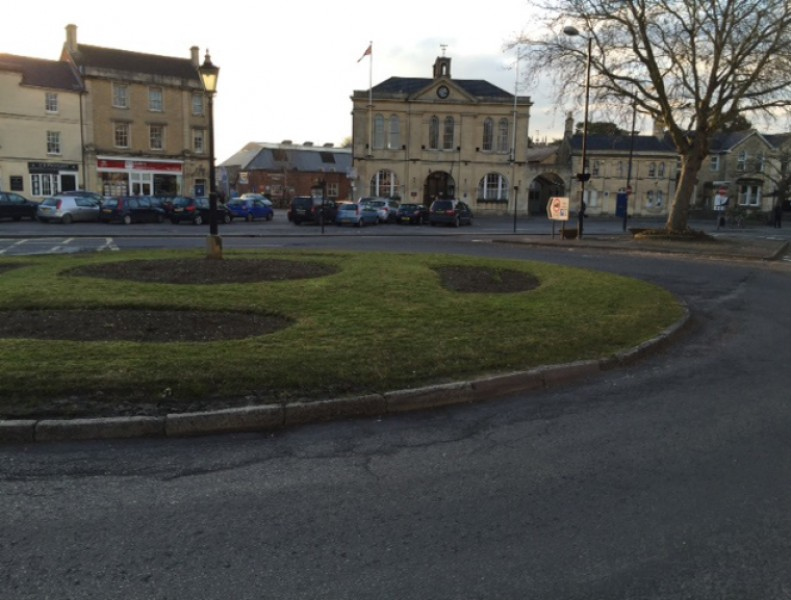 Conservative Wiltshire Council delivers the start of Melksham's Market Place transformation in the new year