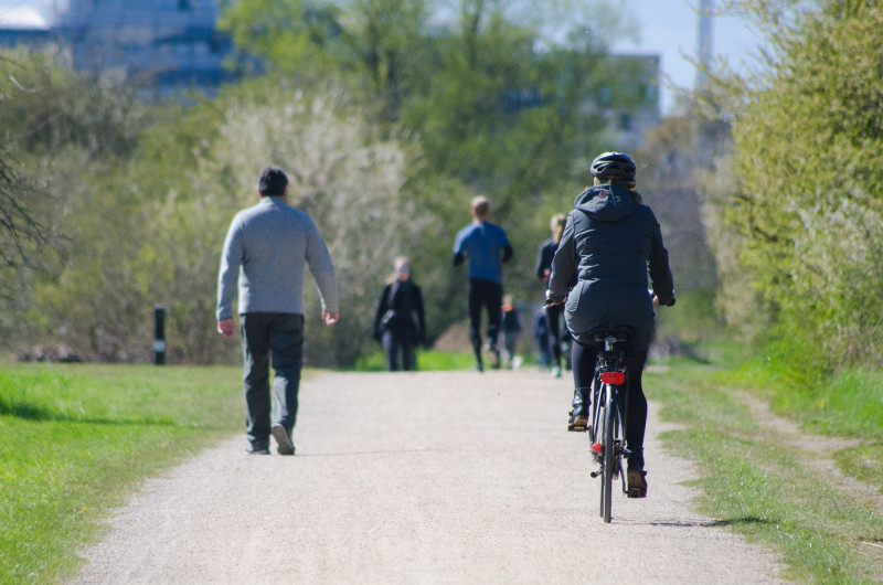 Council seeks views on two new cycling and walking schemes