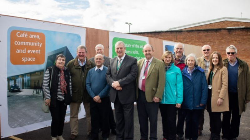 Creation of The Vale Health and Wellbeing Centre moves forward