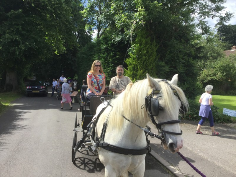 Kennet Valley Carriage Driving Group for the disabled