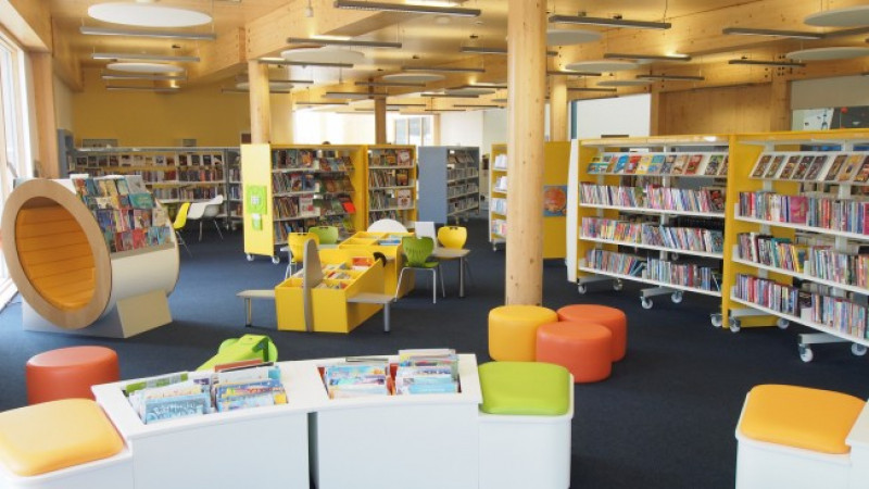 Libraries Week 2019: celebrating 100 years of Wiltshire libraries