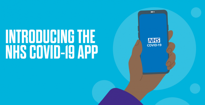 NHS COVID-19 app launching this week