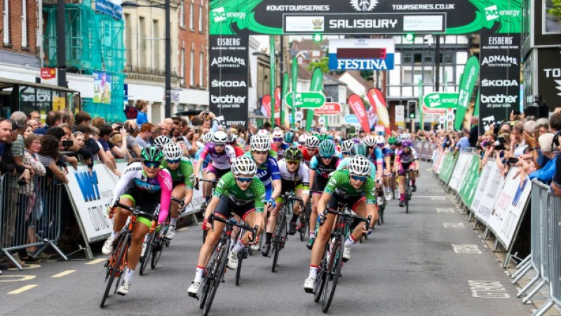 OVO Energy Tour Series final in Salisbury proves a huge success