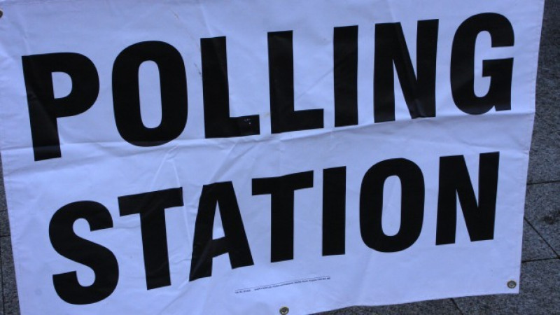 We're polls apart as majority of election venues remain the same