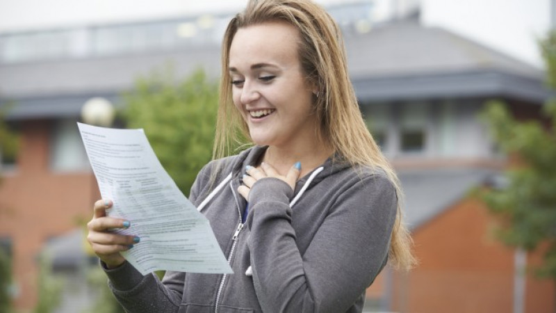 Wiltshire A-level students praised on results day
