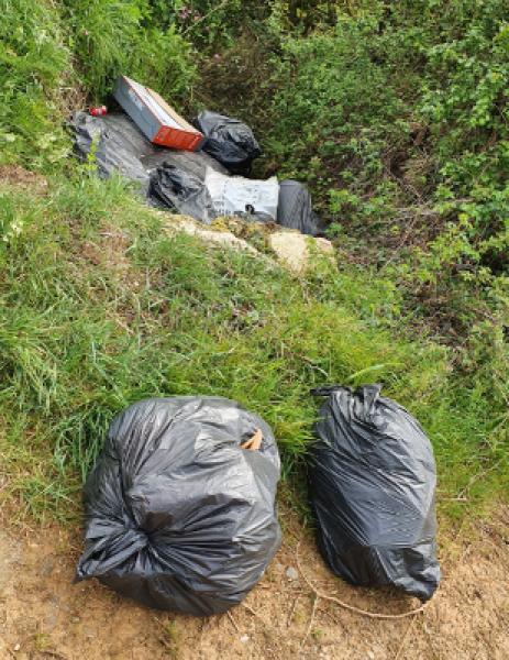 Wiltshire Council clamp down on fly-tippers