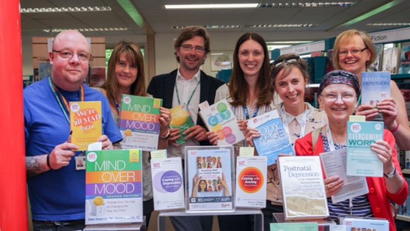 Wiltshire Libraries launch mental health reading list
