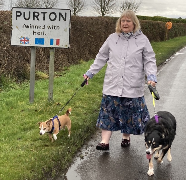 Cllr Jacqui Lay   Manor Hill Purton