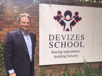 Introduced a mentoring scheme in Devizes School to help our young people get their first jobs.