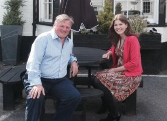 Meeting with Michelle Donelan MP in Semington