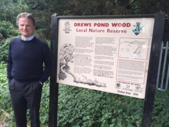 Supported the Drews Pond Wood project through my Chairmanship of the Devizes Area Board.