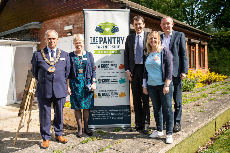 Pantry Partnership